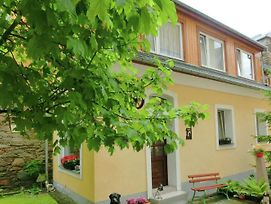 Cozy Holiday Home In Annaberg - Buchholz With Skiing Nearby photos Exterior