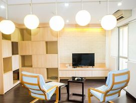 Spacious 1Br For 5 Pax At Maple Park Apartment By Travelio photos Exterior