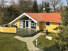 Three Bedroom Holiday Home In Borkop 3 photos Exterior