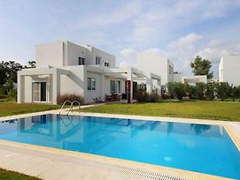 The Three-Bedroom Villa With A Private Pool And A View Of The Ionian Sea photos Exterior