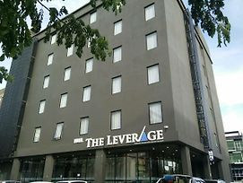 The Leverage Business Hotel Skudai photos Exterior