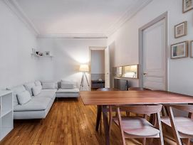 Minutes From The Eiffel Tower Parisian 3Br Flat photos Exterior