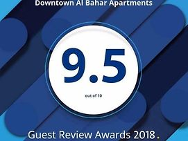 Downtown Al Bahar Apartments photos Exterior