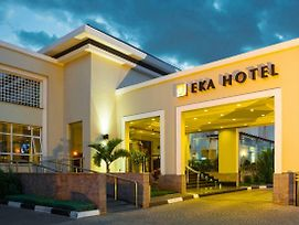 Have A Phenominal Safari And Come Enjoy The Grand Amenities Of Eka Hotel photos Exterior