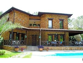 Gocek Villa Sleeps 6 Pool Wifi photos Exterior