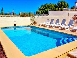 Nitike - Holiday Home With Private Swimming Pool In Teulada photos Exterior