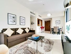 Arena Ease By Emaar Two Bedroom Standpoint Tower photos Exterior