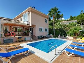 Riviera Del Sol Villa Sleeps 12 Pool Air Con Wifi photos Exterior