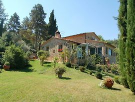 Paciano Villa Sleeps 8 Pool Air Con Wifi photos Exterior
