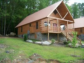 Two Bedroom Cabin With Private Hot Tub Cabin photos Exterior