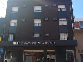 Hotel Estacion Callao photos Exterior