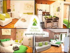Green Holidays Apartments photos Exterior