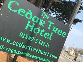 Cedar Tree Hotel photos Exterior