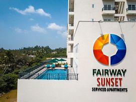 Fairway Sunset Serviced Apartments photos Exterior