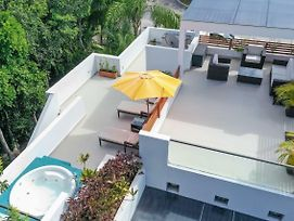 Private House In Akumal With Jacuzzi And Terrace photos Exterior