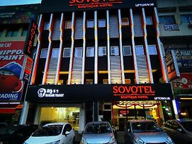 Sovotel Boutique Hotel @ Uptown 28 photos Exterior