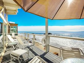 Beachfront Malibu Home photos Exterior