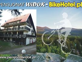 Pensjonat Widok - Bike Hotel photos Exterior