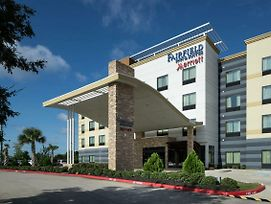 Fairfield Inn & Suites By Marriott Houston Pasadena photos Exterior