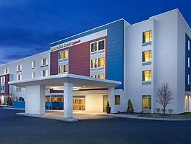 Springhill Suites By Marriott Fort Wayne North photos Exterior