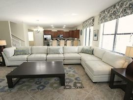 Modern Bargains - Champions Gate Resort - Feature Packed Cozy 6 Beds 6 Baths Pool Villa - 7 Miles To Disney photos Exterior