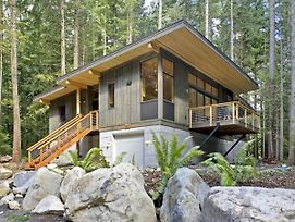 Apartment 42Gs-Modern Yet Rustic Cabin For 6! photos Exterior
