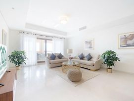 Astounding 3 Bedroom With Full Sea View In Palm Jumeirah photos Exterior