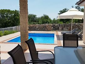 Holiday House With A Swimming Pool Vrh, Krk - 17073 photos Exterior