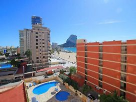 Calpe Apartment Sleeps 3 Pool Air Con T792138 photos Exterior