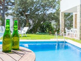 Tamariu Villa Sleeps 6 Pool Wifi photos Exterior