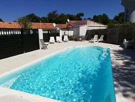 House With 2 Bedrooms In Rivedoux Plage With Pool Access Enclosed Ga photos Exterior