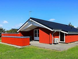 Four Bedroom Holiday Home In Vejers Strand 5 photos Exterior