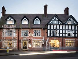 The Wheatsheaf Hotel Sandbach photos Exterior