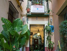 Pension San Benito Abad photos Exterior