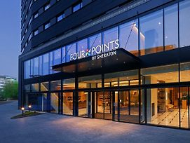 Four Points By Sheraton Warsaw Mokotow photos Exterior