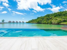The Pristine Villas And Bungalows At Palau Pacific Resort photos Exterior
