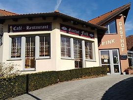 Gasthof Restaurant Cafe Fink photos Exterior