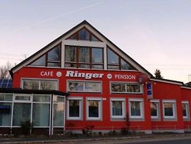 Cafe Und Pension Ringer photos Exterior