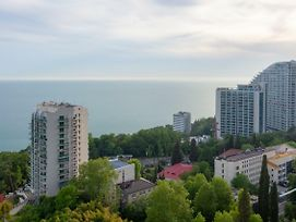 Deluxe Apartment With Sea View In Ataman Residential Complex photos Exterior