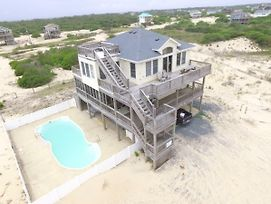 Awesome Views * 4Wd Required* Roof Deck* 2Nd Living Rm W/Billiards* Pool&Spa photos Exterior