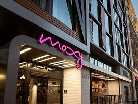 Moxy San Diego Downtown Gaslamp Quarter photos Exterior