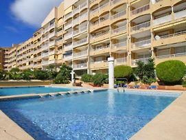 Calpe Apartment Sleeps 3 Pool Air Con Wifi T792070 photos Exterior