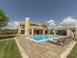 Spacious Villa With Private Pool And Jacuzzi In Porec photos Exterior