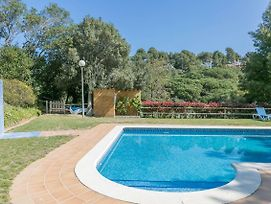 4 Bedoom Semi-Detached House In Sa Punta Begur. Sea Views, Terrace And Shared Pool photos Exterior