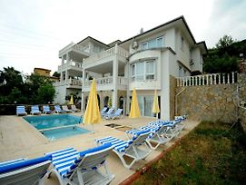 Imagine You And Your Family Renting This Luxury Villa In Alanya, Close To The Beach, Alanya Villa 1034 photos Exterior