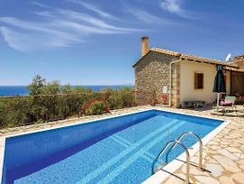 Ano Rigklia Villa Sleeps 4 Pool Air Con T801665 photos Exterior