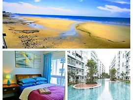 The Trust Condo Huahin City Beach Apartment photos Exterior