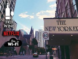 2Br Taste Of Nyc In Bne Central Cbd Wine Netflix photos Exterior