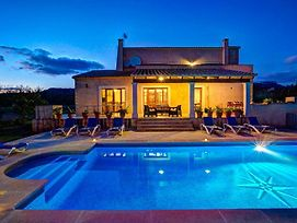 Calonge Villa Sleeps 8 Pool Air Con Wifi photos Exterior