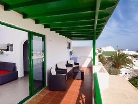Apartment Belinda With Sea View, Sat-Tv, Wifi, Only 200M From Playa Grande photos Exterior